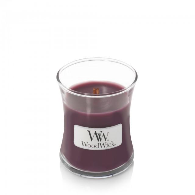 Lumanare Parfumata Borcan Mic Dark Poppy, WoodWick®
