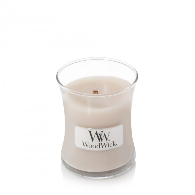 Lumanare Parfumata Borcan Mic Smoked Jasmine, WoodWick®