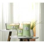Lumanare Parfumata Borcan Mare Fig Leaf & Tuberose, WoodWick®