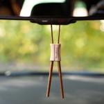 Woodwick Rezerva Odorizant Auto Reed Black Cherry