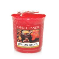 Lumanare Parfumata Votive Christmas Memories, Yankee Candle