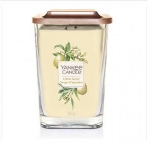 Lumanare Parfumata Elevation Collection Borcan Mare Citrus Grove, Yankee Candle