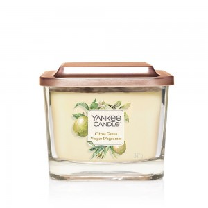 Lumanare Parfumata Elevation Collection Borcan Mediu Citrus Grove, Yankee Candle