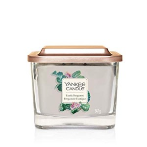 Lumanare Parfumata Elevation Collection Borcan Mediu Exotic Bergamot, Yankee Candle