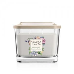 Lumanare Parfumata Elevation Collection Borcan Mediu Passionflower, Yankee Candle