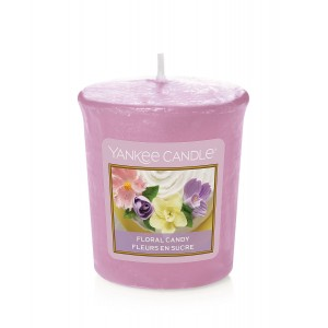 Lumanare Parfumata Votive Floral Candy, Yankee Candle