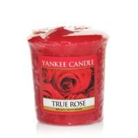 Lumanare Parfumata Votive True Rose, Yankee Candle