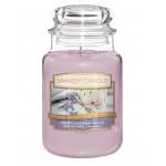 Lumanare Parfumata Borcan Mare Honey Lavender Gelato, Yankee Candle