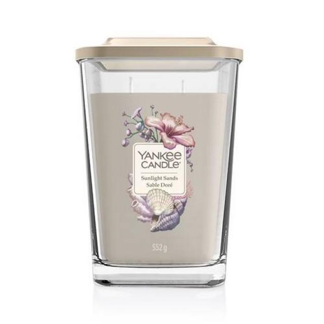Lumanare Parfumata Elevation Collection Borcan Mare Sunlight Sands, Yankee Candle