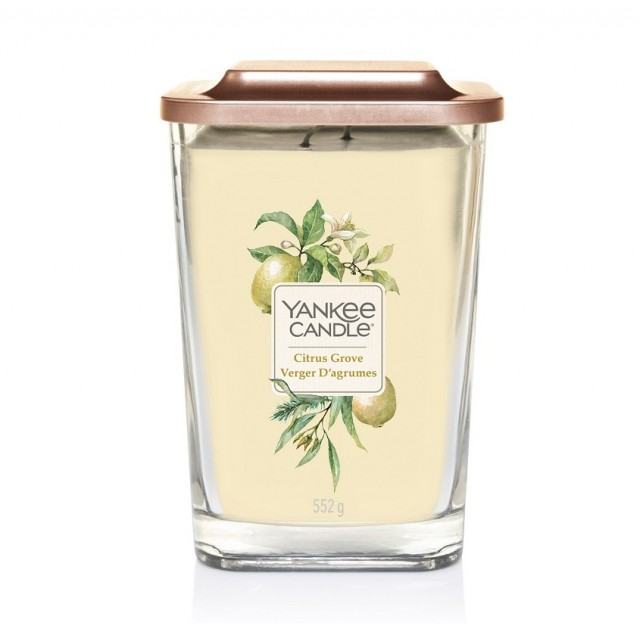Lumanare Parfumata Elevation Collection Borcan Mare Citrus Grove, Yankee Candle