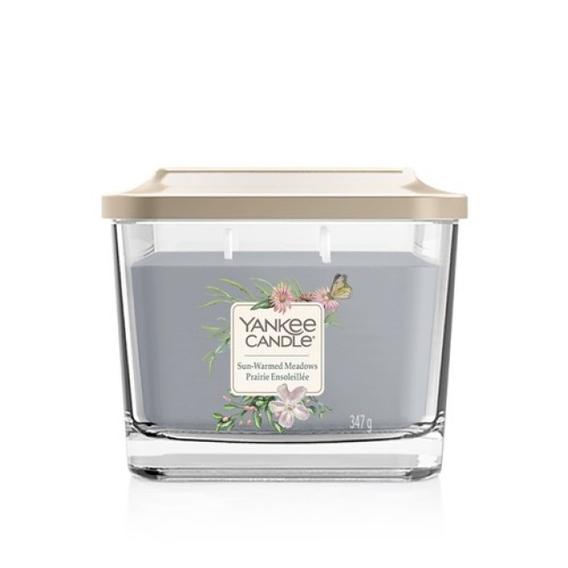 Lumanare Parfumata Elevation Collection Borcan Mediu Sun-Warmed Meadows‬, Yankee Candle