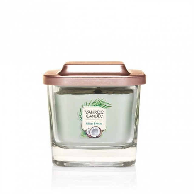 Lumanare Parfumata Elevation Collection Borcan Mic Shore Breeze, Yankee Candle
