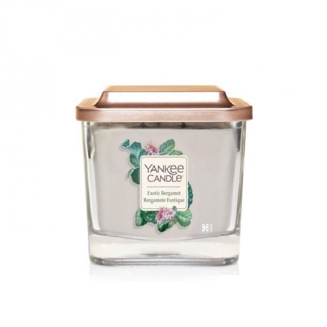 Lumanare Parfumata Elevation Collection Borcan Mic Exotic Bergamot, Yankee Candle