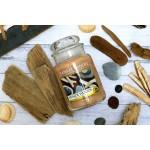 Lumanare Parfumata Borcan Mediu Seaside Woods, Yankee Candle