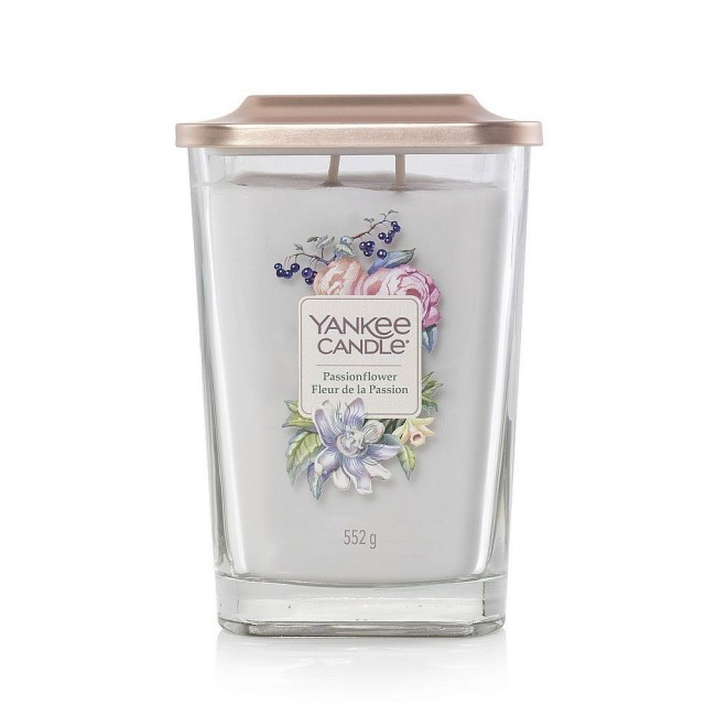 Lumanare Parfumata Elevation Collection Borcan Mare Passionflower, Yankee Candle