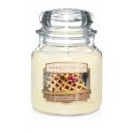 Lumanare Parfumata Borcan Mediu Belgian Waffles, Yankee Candle