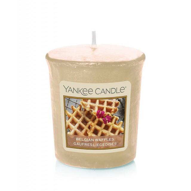 Lumanare Parfumata Votive Belgian Waffles, Yankee Candle