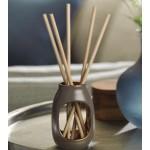 Set 5 betisoare parfumate fara lichid cu suport ceramic Metallic, Cherry Blossom, Yankee Candle