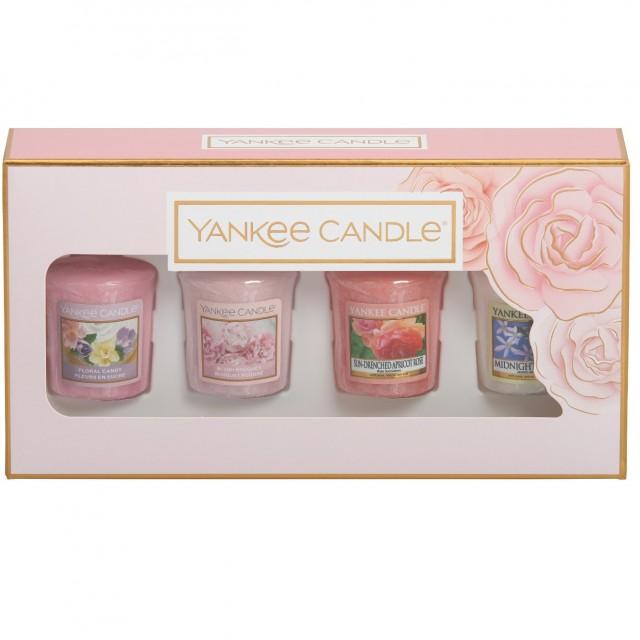 """Set Cadou Votive """"Spring Bouquet"""", Yankee Candle"""