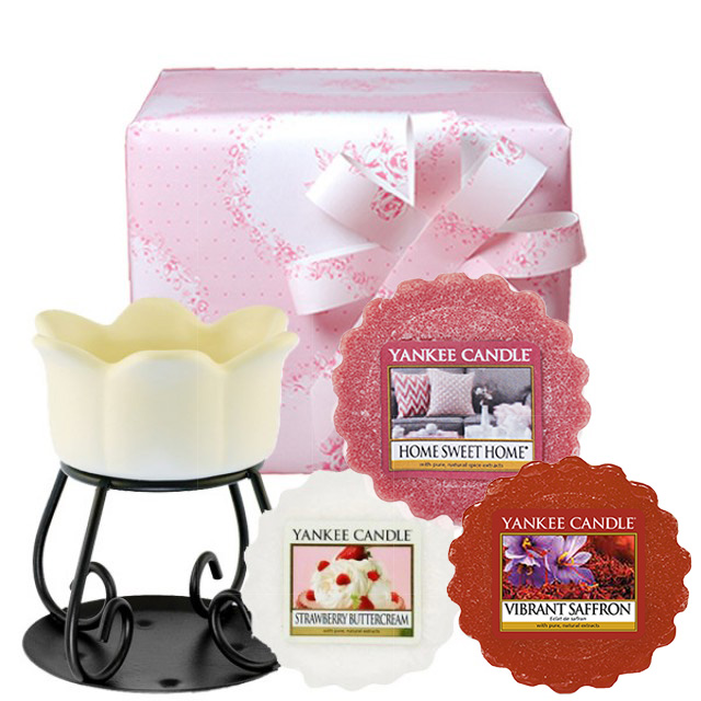 "Set Cadou ""Sweets this Christmas"", Yankee Candle"