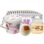 "Set cadou ""Milk & Honey"", Bomb Cosmetics"