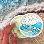 Unt pentru corp Coco Beach, Bomb Cosmetics, 210ml