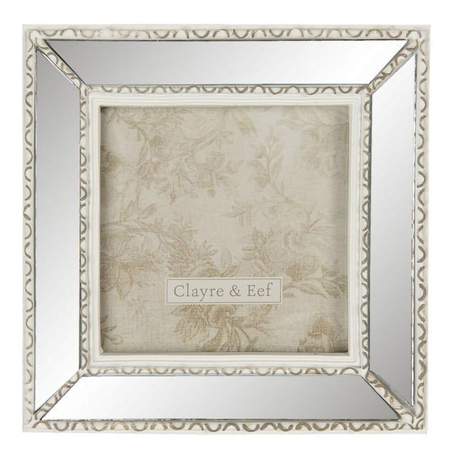"Rama foto ""Cassis"" 15*15 cm, Clayre & Eef"