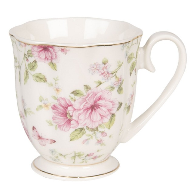 """Cana """"Spring Blossom-White"""", Clayre & Eef"""