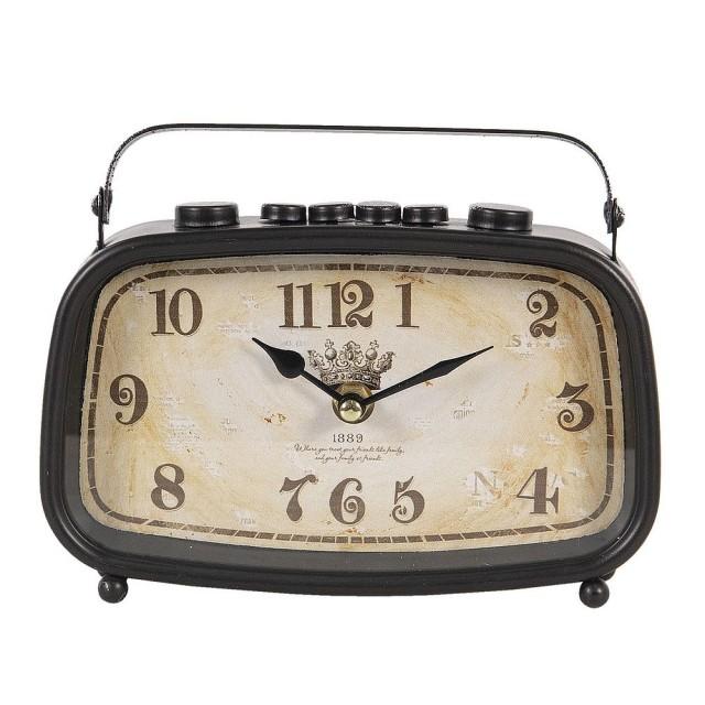 """Ceas """"1889"""" 20*5*15 cm, Clayre & Eef"""