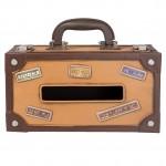 """Cutie pentru servetele """"Suitcase"""", Clayre & Eef"""