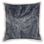 """Perna decorativa """"Black"""" 45*45 cm, Clayre & Eef"""