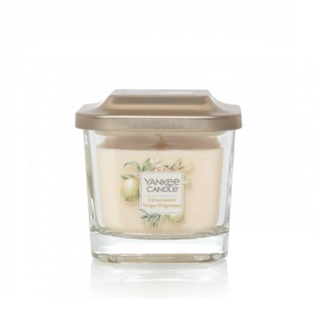 Lumanare Parfumata Elevation Collection Borcan Mic Citrus Grove, Yankee Candle
