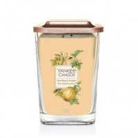 Lumanare Parfumata Elevation Collection Borcan Mare Tonka Bean & Pumpkin, Yankee Candle