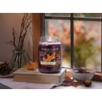 Lumanare Parfumata Borcan Mic Autumn Glow, Yankee Candle