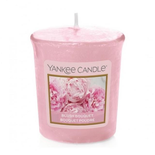 Lumanare Parfumata Votive Blush Bouquet, Yankee Candle