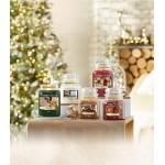 Lumanare Parfumata Borcan Mediu Holiday Hearth, Yankee Candle