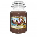 Lumanare Parfumata Borcan Mare Chocolate Eggs-EDITIE LIMITATA, Yankee Candle