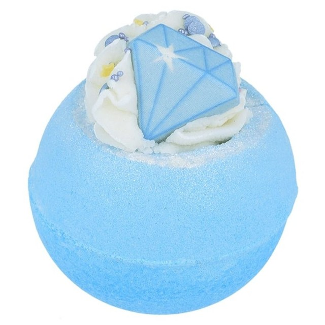 Bila efervescenta de baie Diamonds Are Forever, Bomb Cosmetics 160g