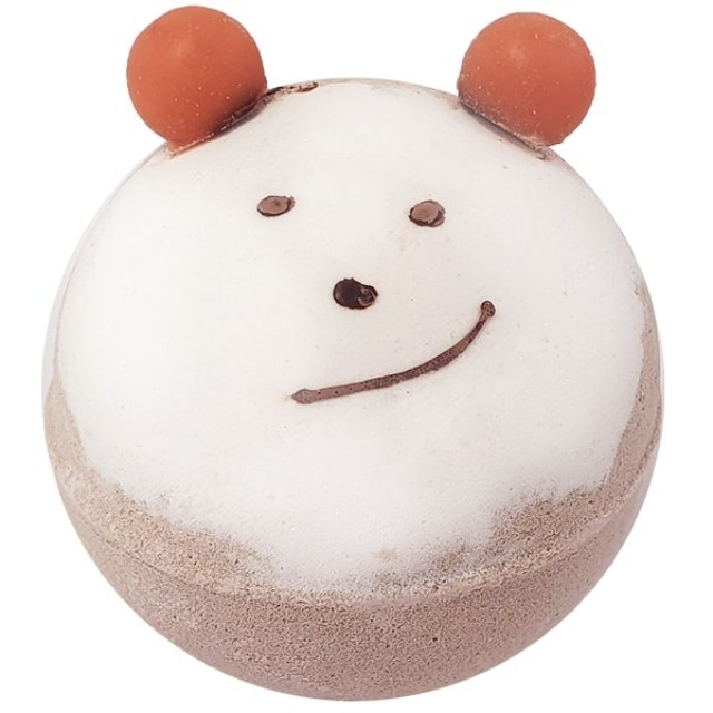 Bila efervescenta de baie I Want to be your Teddy Bear, Bomb Cosmetics 160g