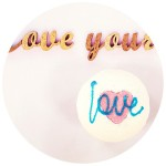 Bila efervescenta de baie All You Need Is Love, Bomb Cosmetics 160g