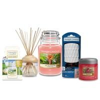 "Yankee Candle Set Mixed Bundle ""Summer Vibe"", 5 arome"