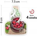 Yankee Candle Set 2 rezerve Red Raspberry pentru aparat electric de parfumarea locuintei
