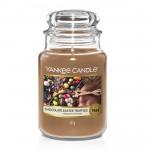 Lumanare Parfumata Borcan Mare Chocolate Easter Truffles, Yankee Candle