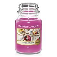 Lumanare Parfumata Borcan Mare Exotic Açai Bowl, Yankee Candle