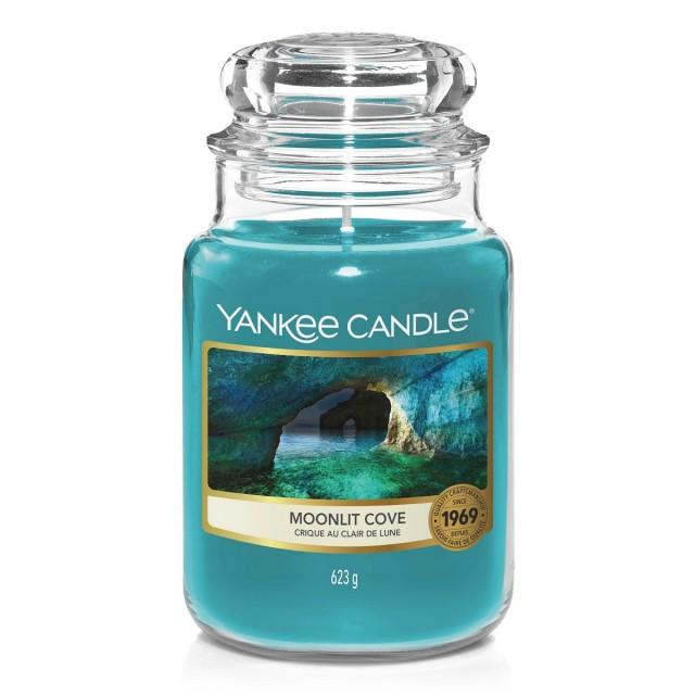 Lumanare Parfumata Borcan Mare Moonlit Cove, Yankee Candle