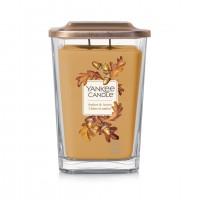 Lumanare Parfumata Elevation Collection Borcan Mare Amber & Acorn, Yankee Candle