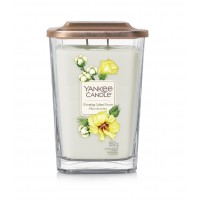 Lumanare Parfumata Elevation Collection Borcan Mare Blooming Cotton Flower, Yankee Candle