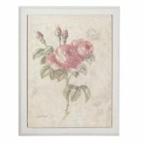 "Tablou ""Fleurs"" 20x25 cm, Clayre & Eef"