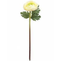 Floare decorativa ranunculus 44 cm, Clayre & Eef
