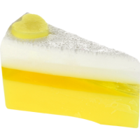 Soap Cake Lemon Meringue Delight
